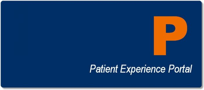 Click here to visit the patient experience portal