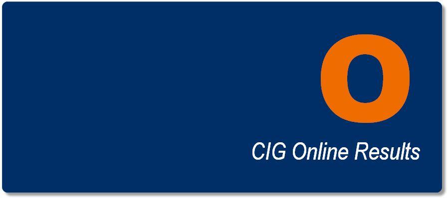 CIG Online Results Portal button
